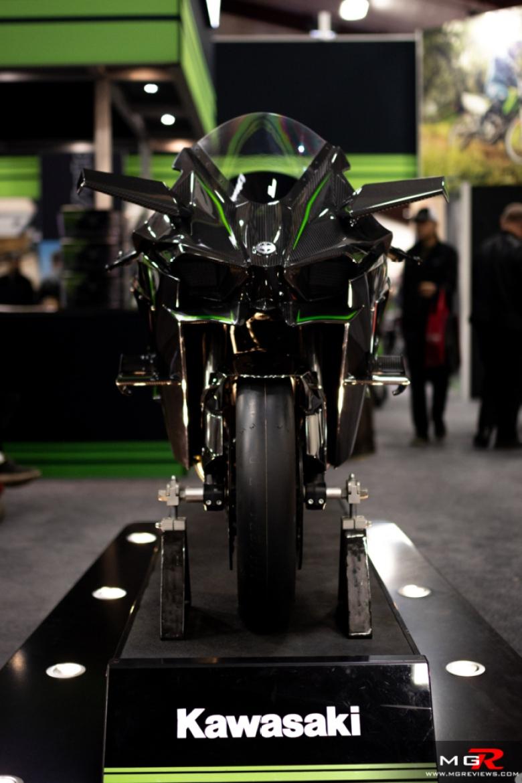 2020 Kawasaki H2R