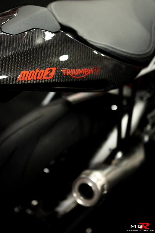 2020 Triumph 765R Moto2