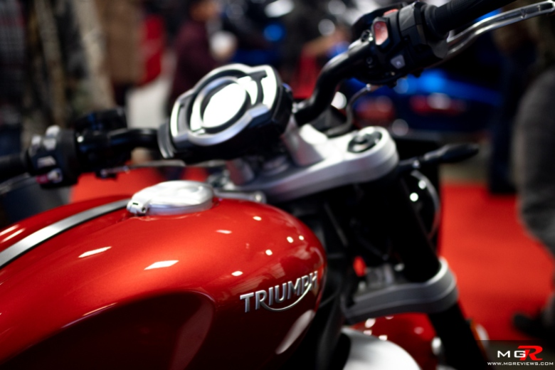2020 Triumph Rocket
