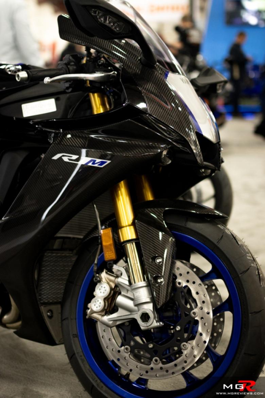2020 Yamaha R1M