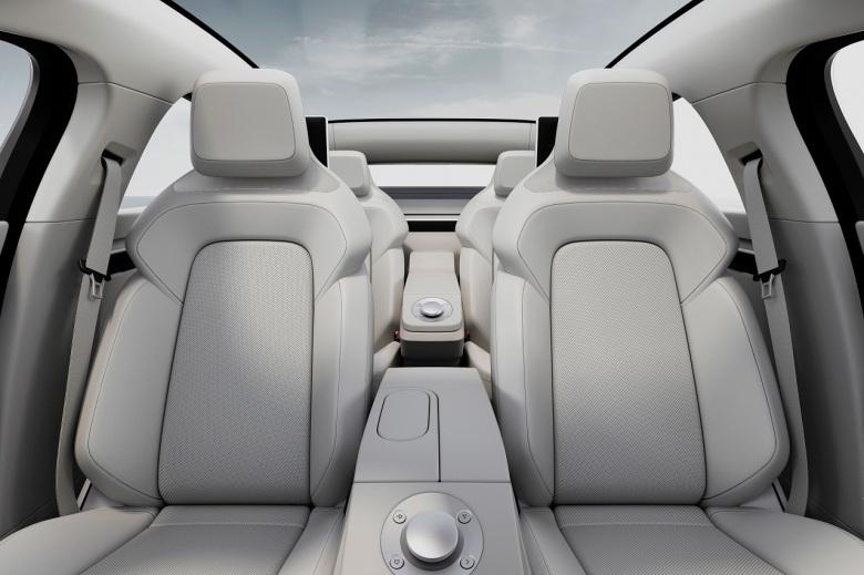 Sony Vision-S Interior