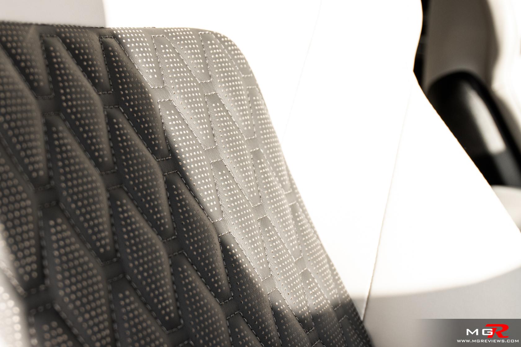2020 Jaguar F-Pace SVR Interior