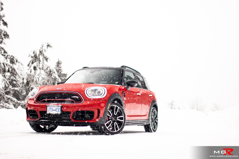 2020 Mini John Cooper Works JCW Countryman All4