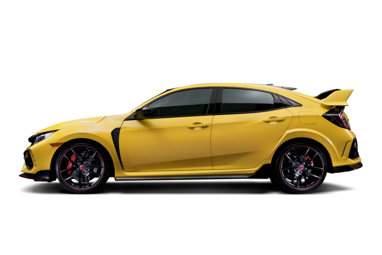 2021 Honda Civic Type-R Limited Edition