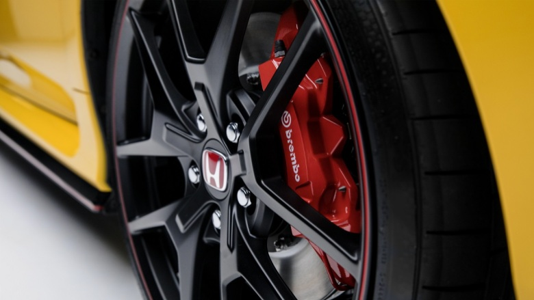 2021 Honda Civic Type-R Limited Edition
