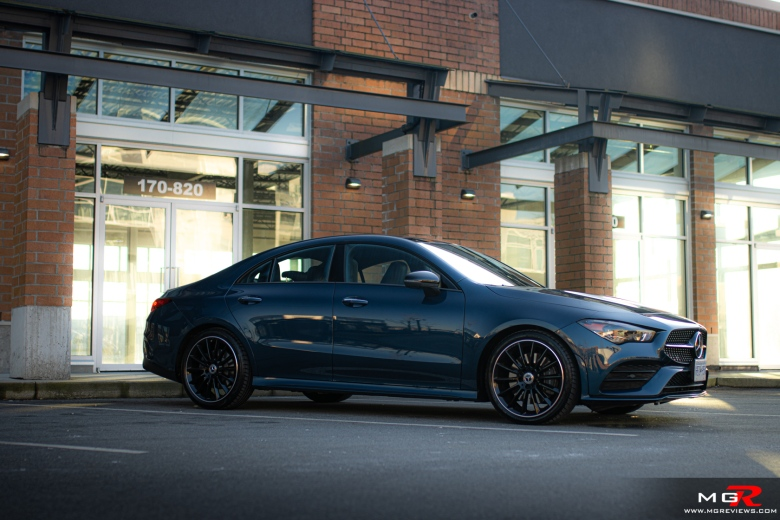 2020 Mercedes-Benz CLA 250 4MATIC
