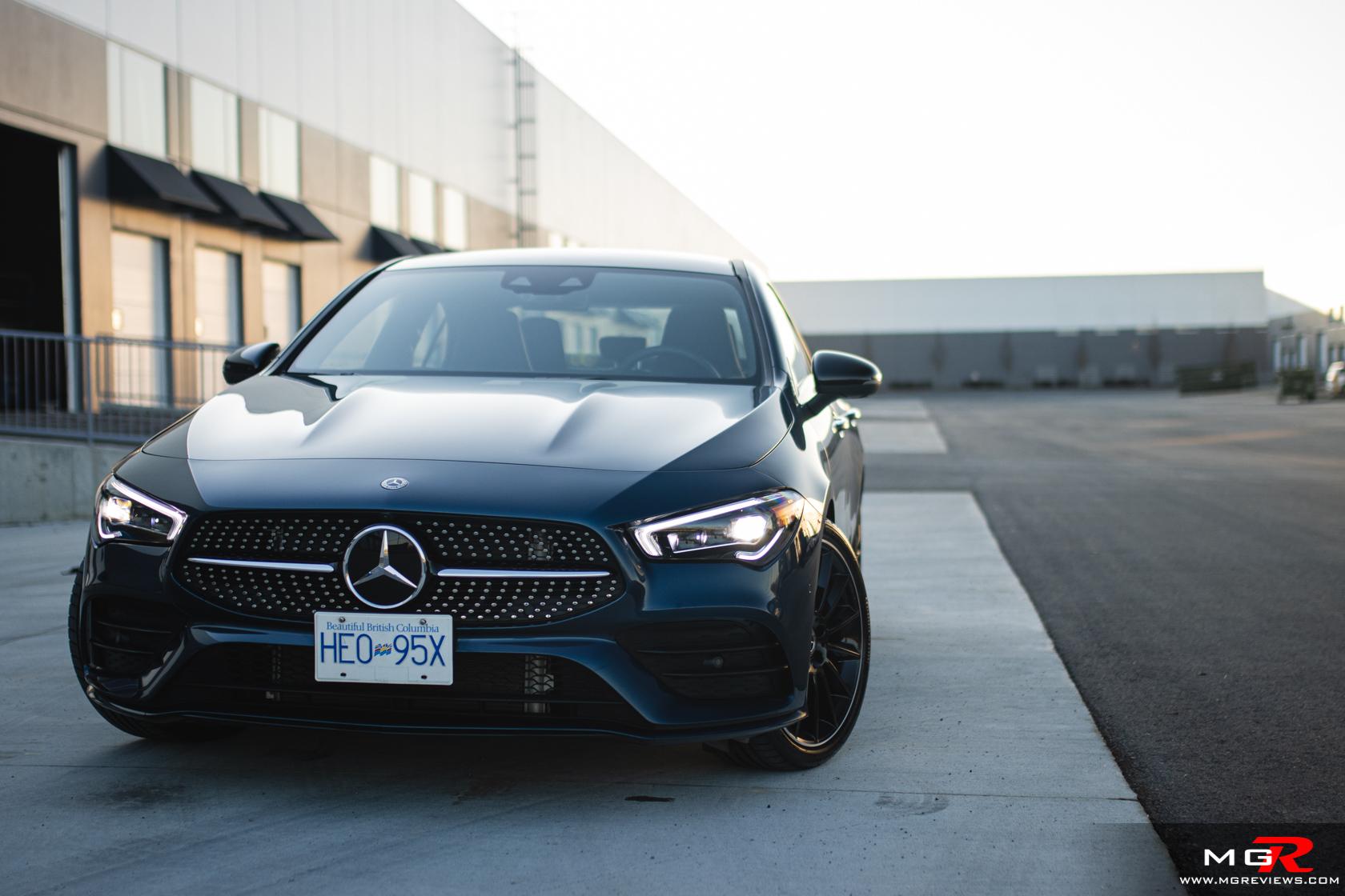 2020 Mercedes-Benz CLA 250 4MATIC