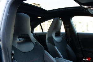 2020 Mercedes-Benz CLA 250 4MATIC Interior