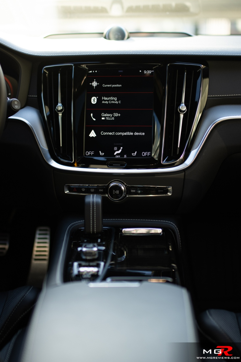 2020 Volvo V60 T8 Polestar Engineered Interior