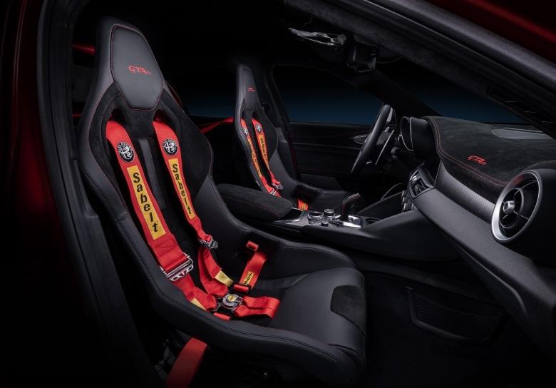 Alfa Romeo Giulia Quadrifoglio GTA