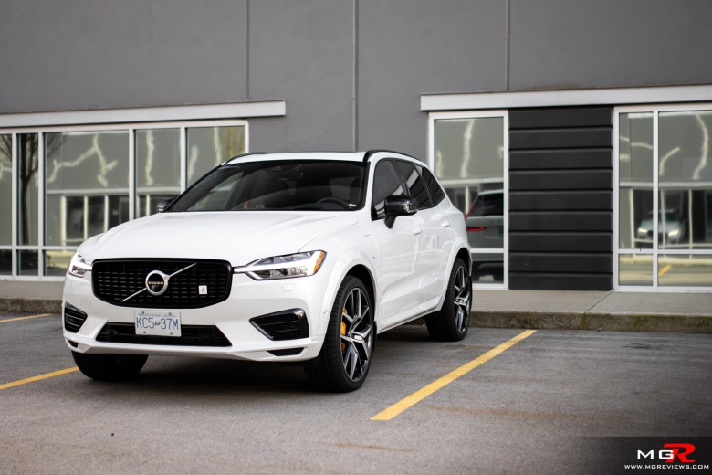 2020 Volvo XC60 T8 Polestar Engineered