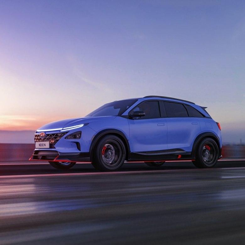 Hyundai Nexo N Concept