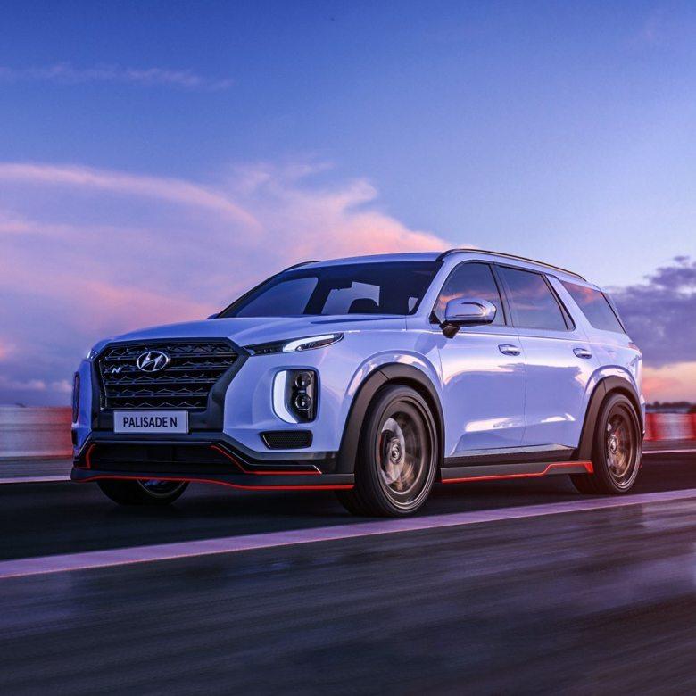 Hyundai Palisade N Concept