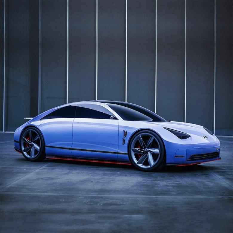 Hyundai Prophecy N Concept