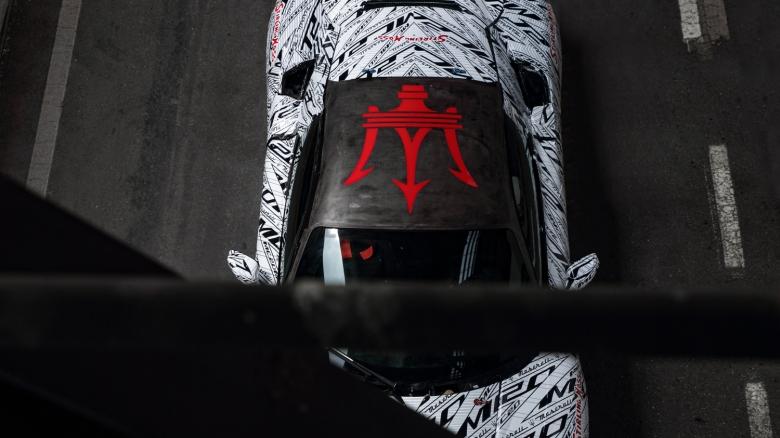 Maserati MC20 Prototype